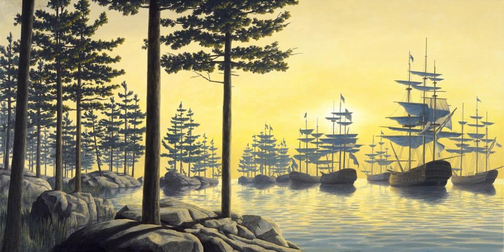 Sailing-Islands