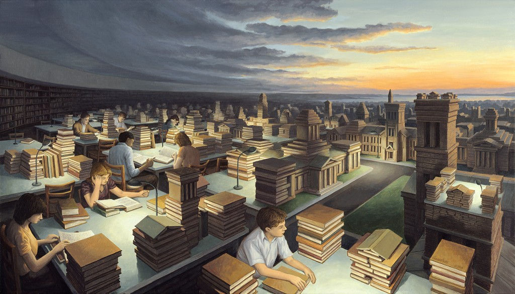 Towers-of-Knowledge-by-Rob-Gonsalves